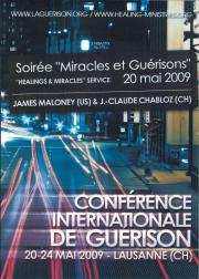 Soirée Miracles et Guérisons / Healings and Miracles Service
