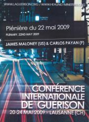 Plénière avec James Maloney et Carlos Payan