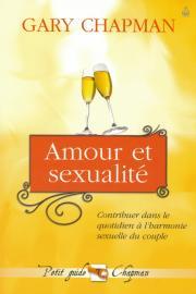 Amour et sexualité - Contribuer dans le quotidien à l