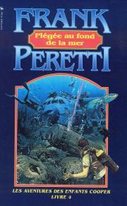 Piégée au fond de la mer - Tome 4