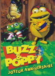 Buzz & Poppy - Joyeux Anniversaire
