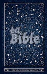 La Bible - Second 21 - compacte - semi-rigide - illustrée métallisée