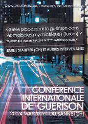 Forum : Quelle place pour la guérison dans les maladies psychiatriques ?