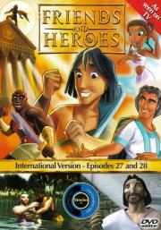 """Friends & Heroes - Série 3 """"Rome"""" - Episodes 27 et 28"""