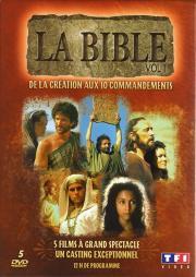 La Bible, 1ère époque (coffret 5 films DVD)