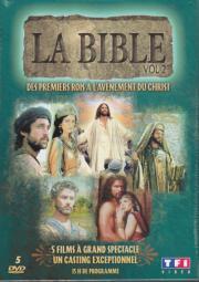 La Bible, 2ème époque (coffret 5 films DVD)