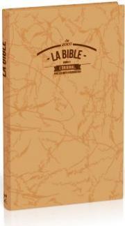 Bible Segond 21 SLIM - similcuir - beige