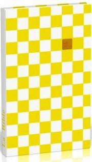 Bible Segond 21 SLIM - damiers - jaune