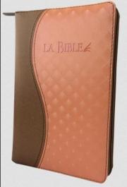 La Bible - Segond 21 - duo brun-saumon
