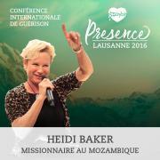 Conférence Présence - Le coeur de Dieu pour chacun