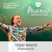 Conférence Présence - La rédemption accessible au travers de Jésus-Christ