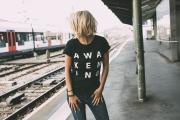 Shirt - Awakening Black