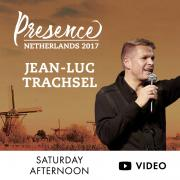 Conference Presence - Healing ministry