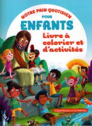 Notre pain quotidien pour enfants - livre à colorier et d