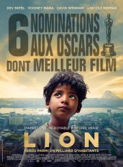 DVD Lion