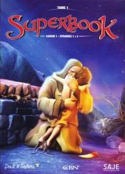 DVD Superbook - tome 1