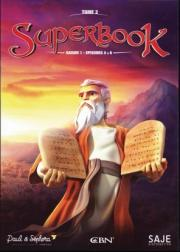 DVD Superbook - tome 2