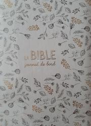 La Bible Journal de bord toile illustrée