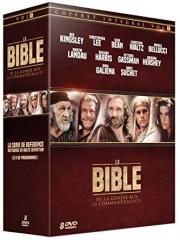 DVD Coffret - La Bible volume 1