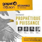 Conférence Prophétique et Guérison 2018