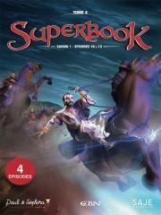 DVD Superbook - tome 4