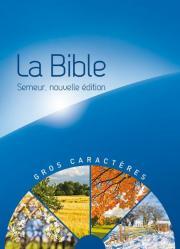 La Bible Semeur, nouvelle édition - bleue