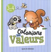 Colorions les valeurs