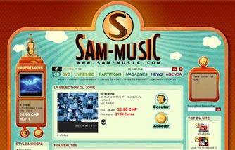Sam-Music