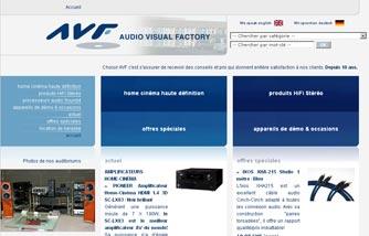 Audio Visuel Factory