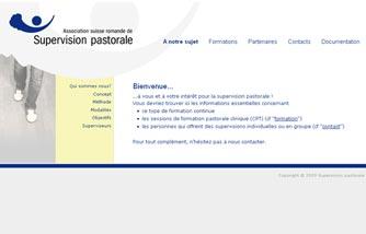 Association Suisse romande de supervision pastorale