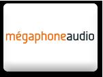 Mégaphone audio