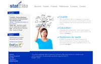 Stat'Elite: enquêtes et analyses statistiques