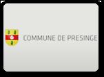Commune de Presinge