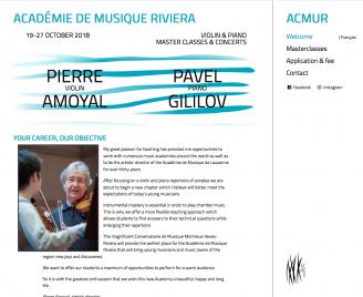 Académie de Musique Riviera
